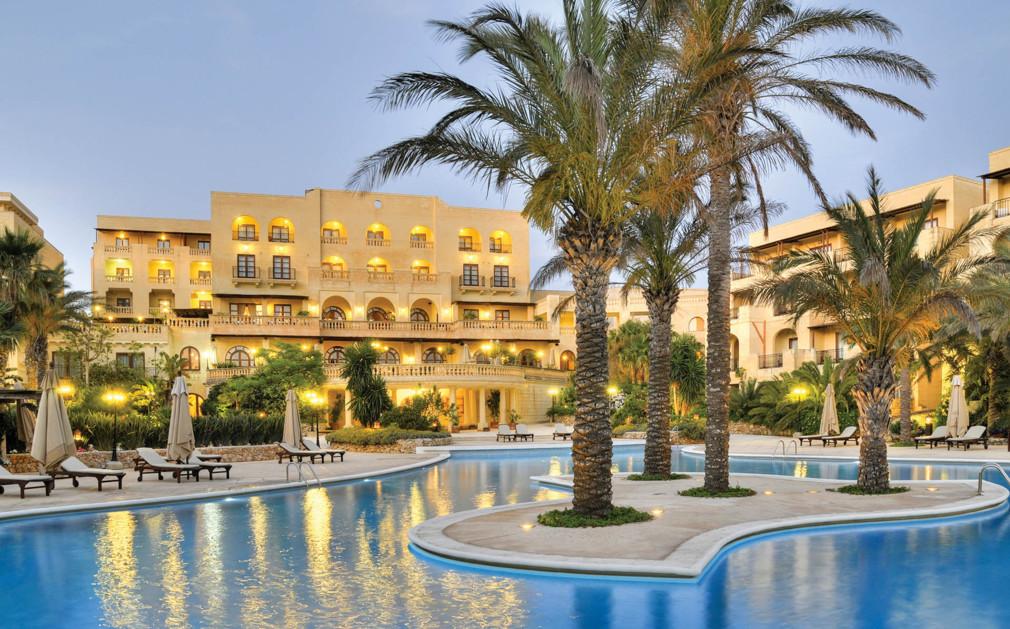 Kempinski Hotel San Lawrenz Gozo Original Diving