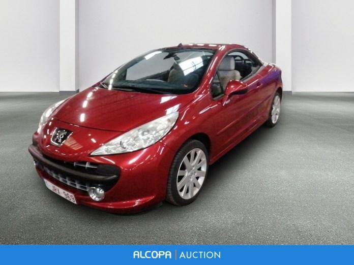 Peugeot 207 Cc 01 2007 06 2009 207 Cc 1 6i 16v Alcopa Auction