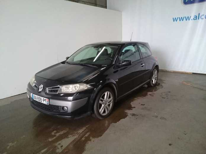 Renault Megane Ii Coupe Megane Ii Coupe 2 0 Dci 150 Gt Alcopa Auction