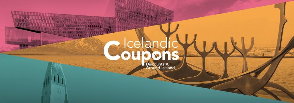 Icelandic Coupons - l'app per visitare l'Islanda in low cost
