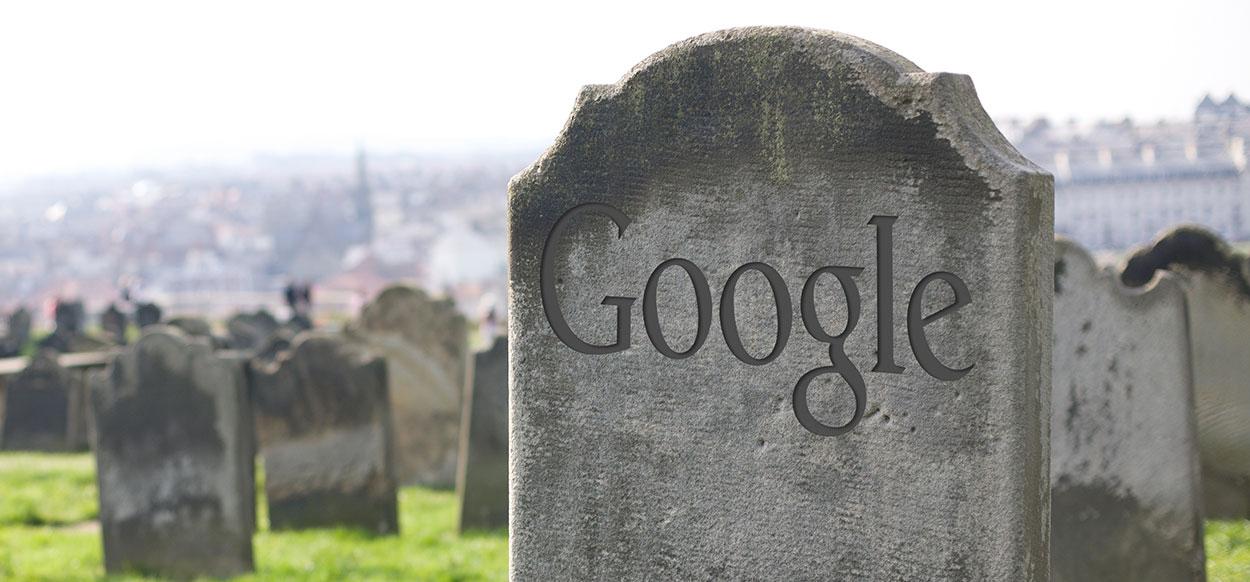 Google Is Dead: Long Live Alphabet