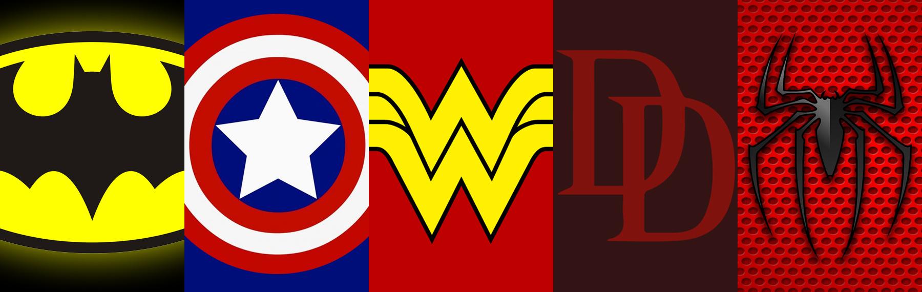 Symbols of Superheroes