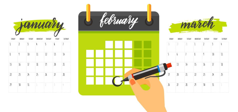 Digital Dates For Your Business Calendar