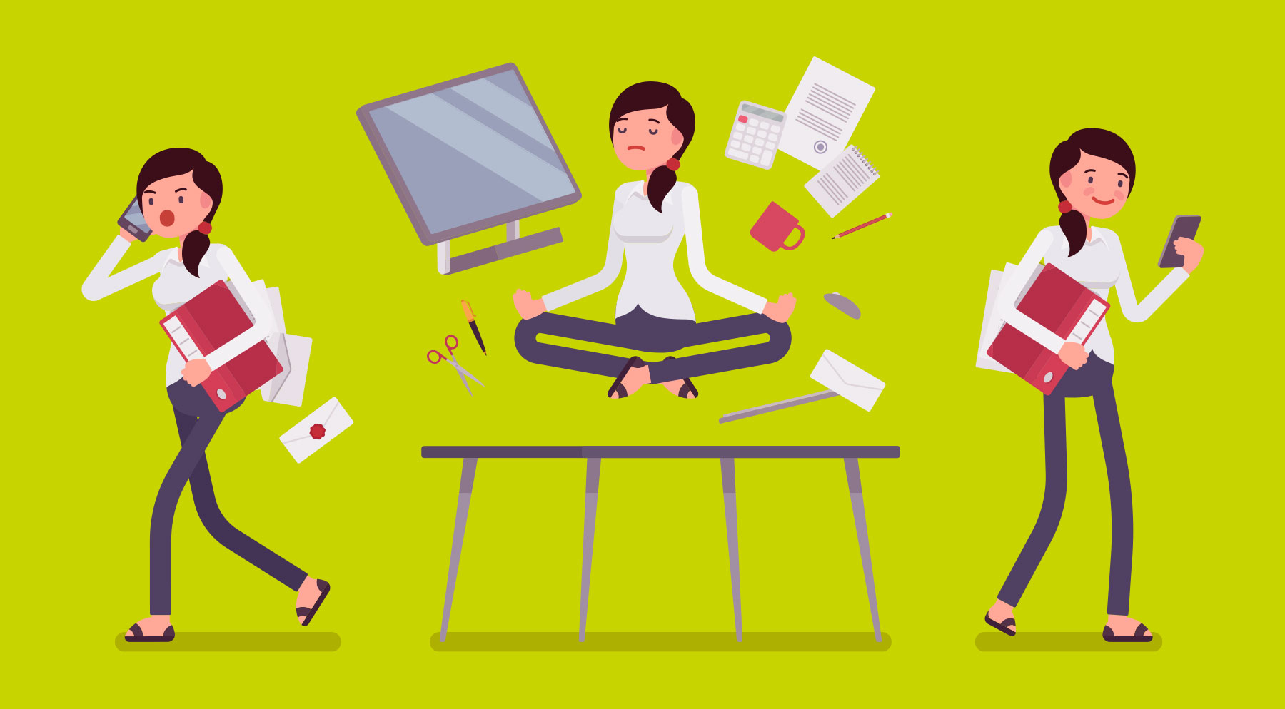 Stress Management Techniques Around The World