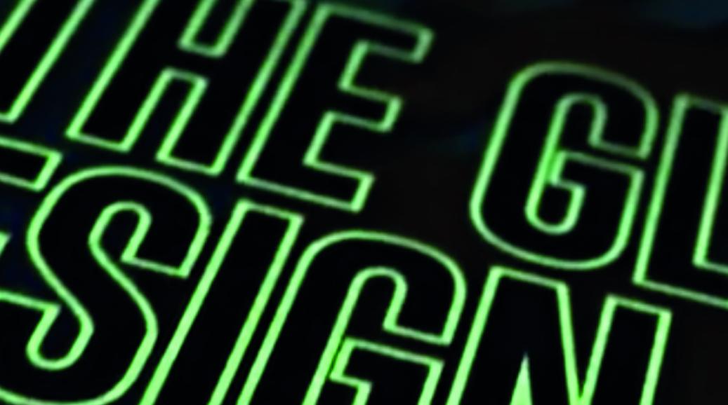 Glow in the Dark Print