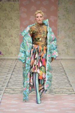 London Fashion Week (Photo: Vogue)