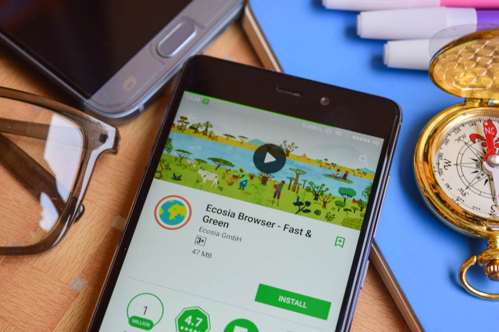 Ecosia App Download - Android Store