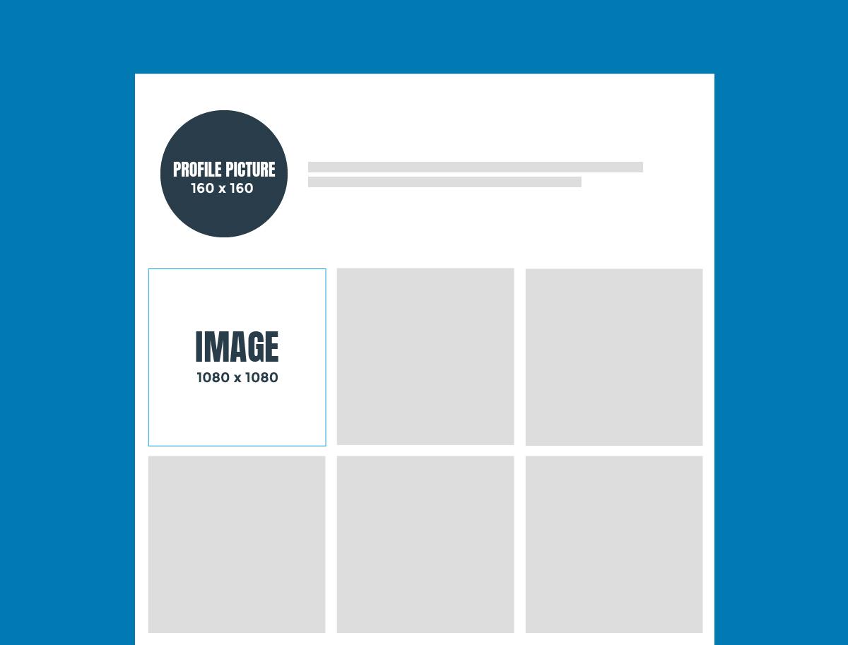 Instagram Social Image Profile Picture Sizes 2019
