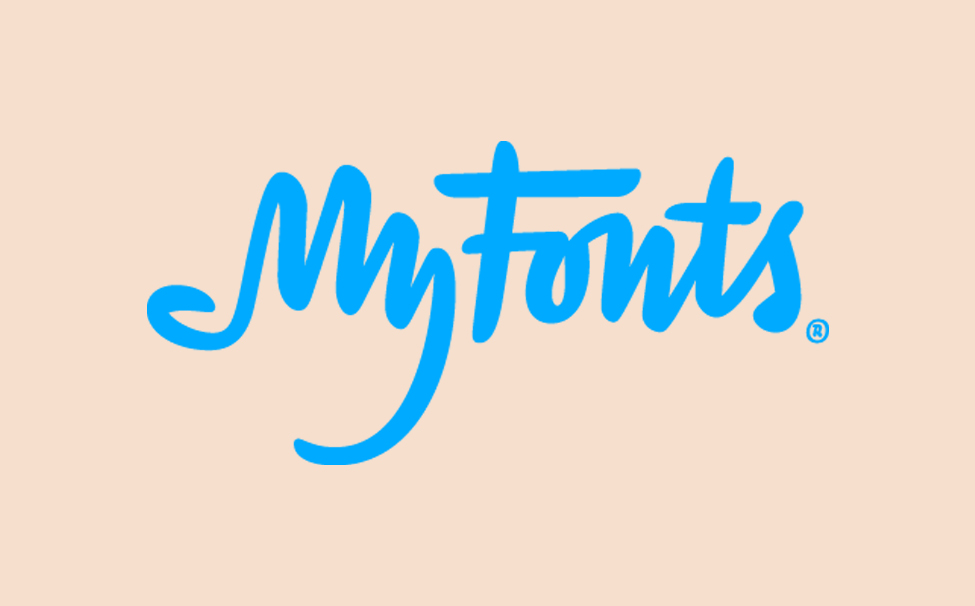 My-Fonts Logo Design