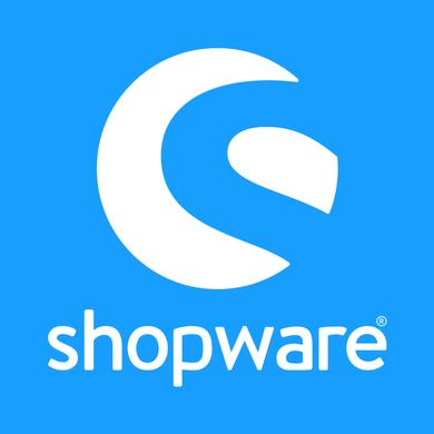 Shopware logo Source www.bow-agentur.de