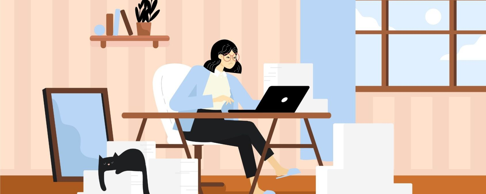 Working from Home: How to Keep Up Productivity