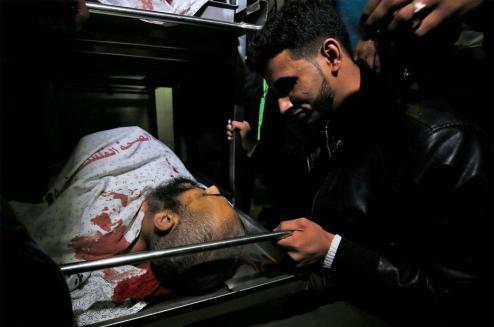 Nour baraka murdered by israel