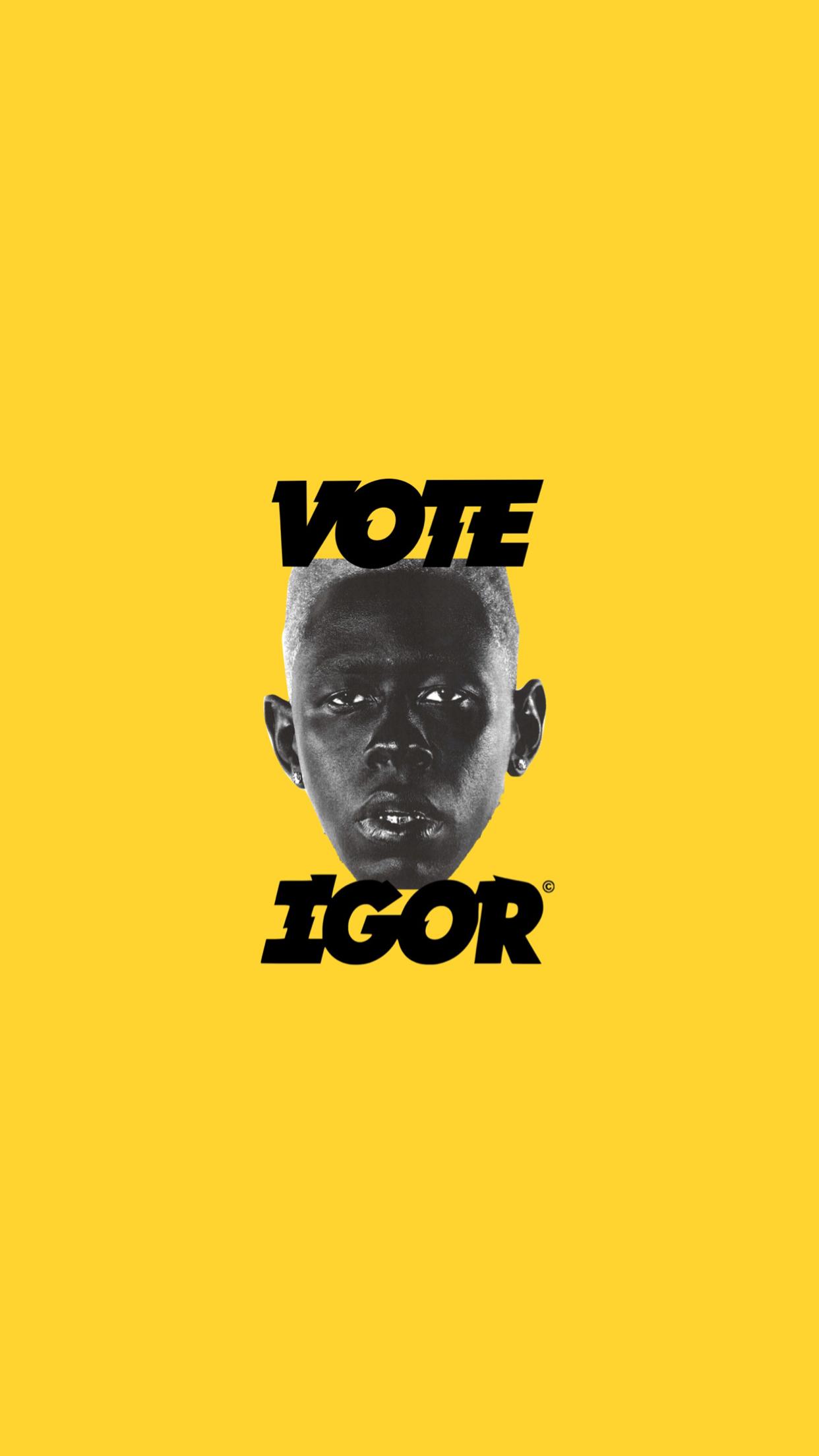 yellow vote igor