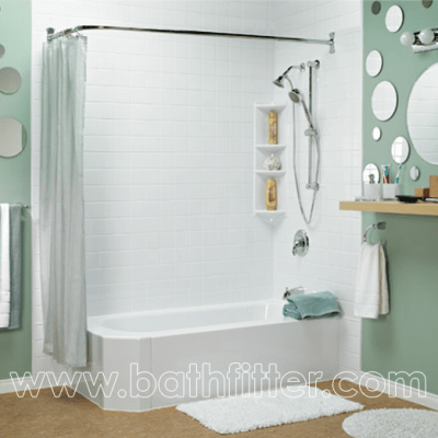 Bath Fitter Bathroom Remodeler Columbia SC 29201