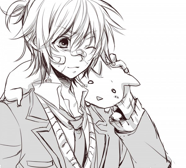anime anime boy bampw black favim com 1555993 jpg