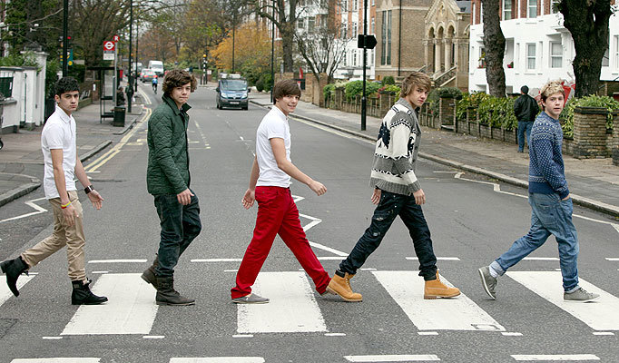 abey road, adorable, colours, cute, guys
