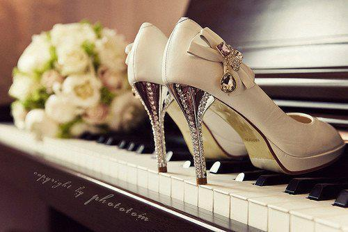 bonito, moda, flores, meninas, sapatos