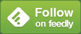 Botón seguimiento en Feedly