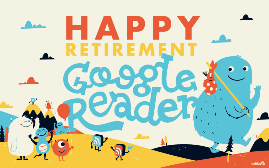 Google Reader Retirement from Feedly