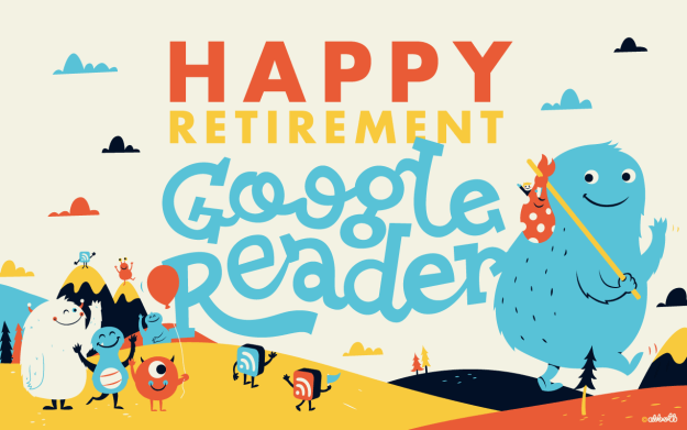 Happy Retirement Google Reader