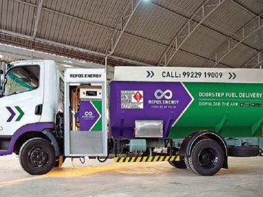 Ratan Tata-backed startup Repos Energy to manufacture, sell around 3,200 mobile petrol pumps in FY21 2