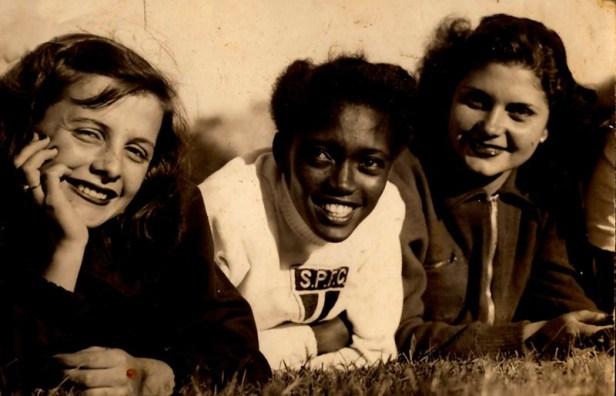 Melânia Luz foi a primeira atleta mulher registrada pelo atletismo do São Paulo - Acervo SPFC