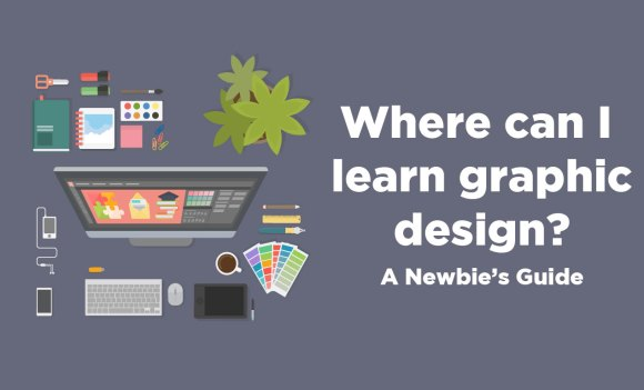 Where Can I Learn Graphic Design?