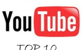 youtube, logo youtube, tubelawak, youtube 10 views, youtube video views in the world ranking, ranking 10 ten views,