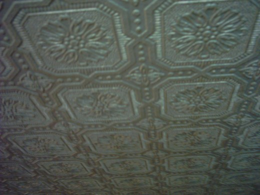 Image Result For Paintable Wallpaper That Looks Like Tin Ceiling