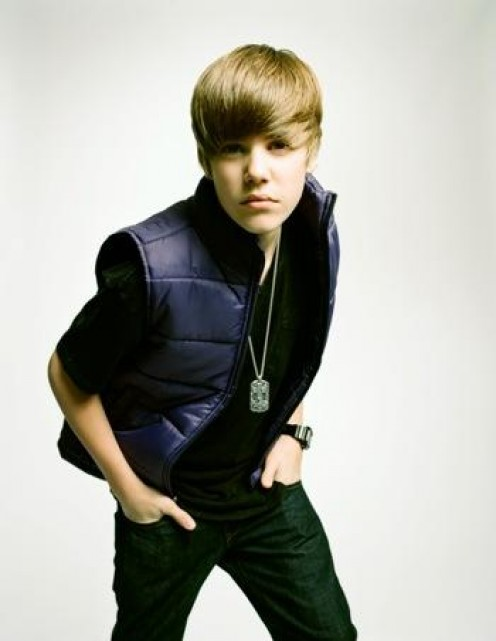 Justin Bieber is a popular teen idol with great voice, cute face and love by