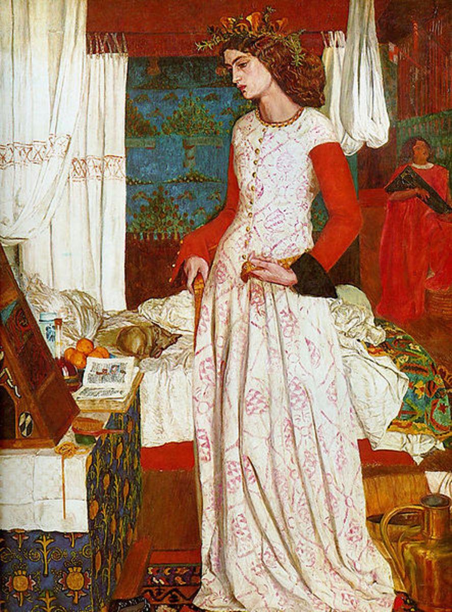 La Belle Iseult, by William Morris