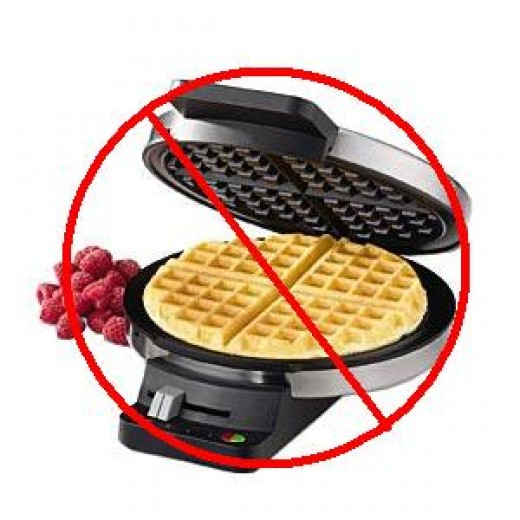 No waffle in this essay!