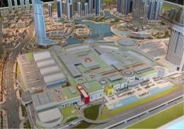 Downtown Dubai Model