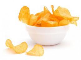 Potato chips aka crisps