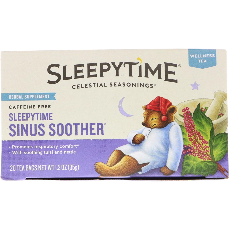 Celestial Seasonings Sinus Soother Tea