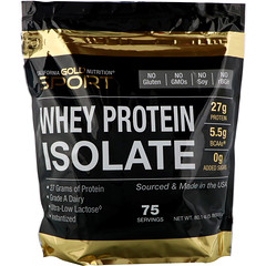 California-Gold-Nutrition-SPORT-Whey-Protein-Isolate اي هيرب واي بروتين معزول واي بروتين بدون نكهة افضل واي بروتين من اي هيرب بروتين اي هيرب مصل اللبن المعزول اي هيرب