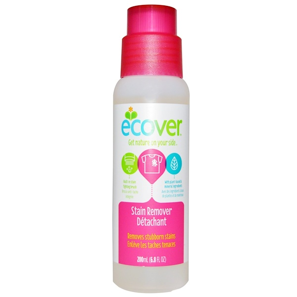 Ecover, Stain Remover, 6.8 fl oz (200 ml)