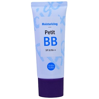 Holika Holika, Moisturizing Petit BB, SPF 30, 30 ml