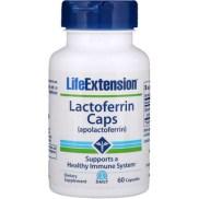 Life Extension, ラクトフェリン カプセル、60カプセル