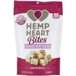 Manitoba Harvest Hemp Heart Bites Crunchy Hemp Snacks Original 4 Oz 113 G Iherb