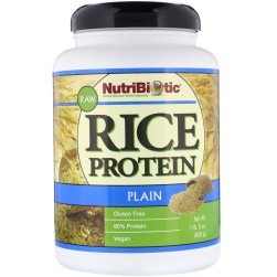 NutriBiotic米蛋白粉