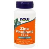 Now Foods, ジンクピコリネート, 50 mg, 120植物カプセル