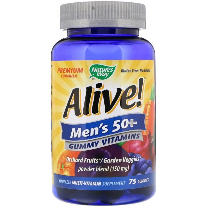 3 - افضل انواع الفيتامينات للرجال
