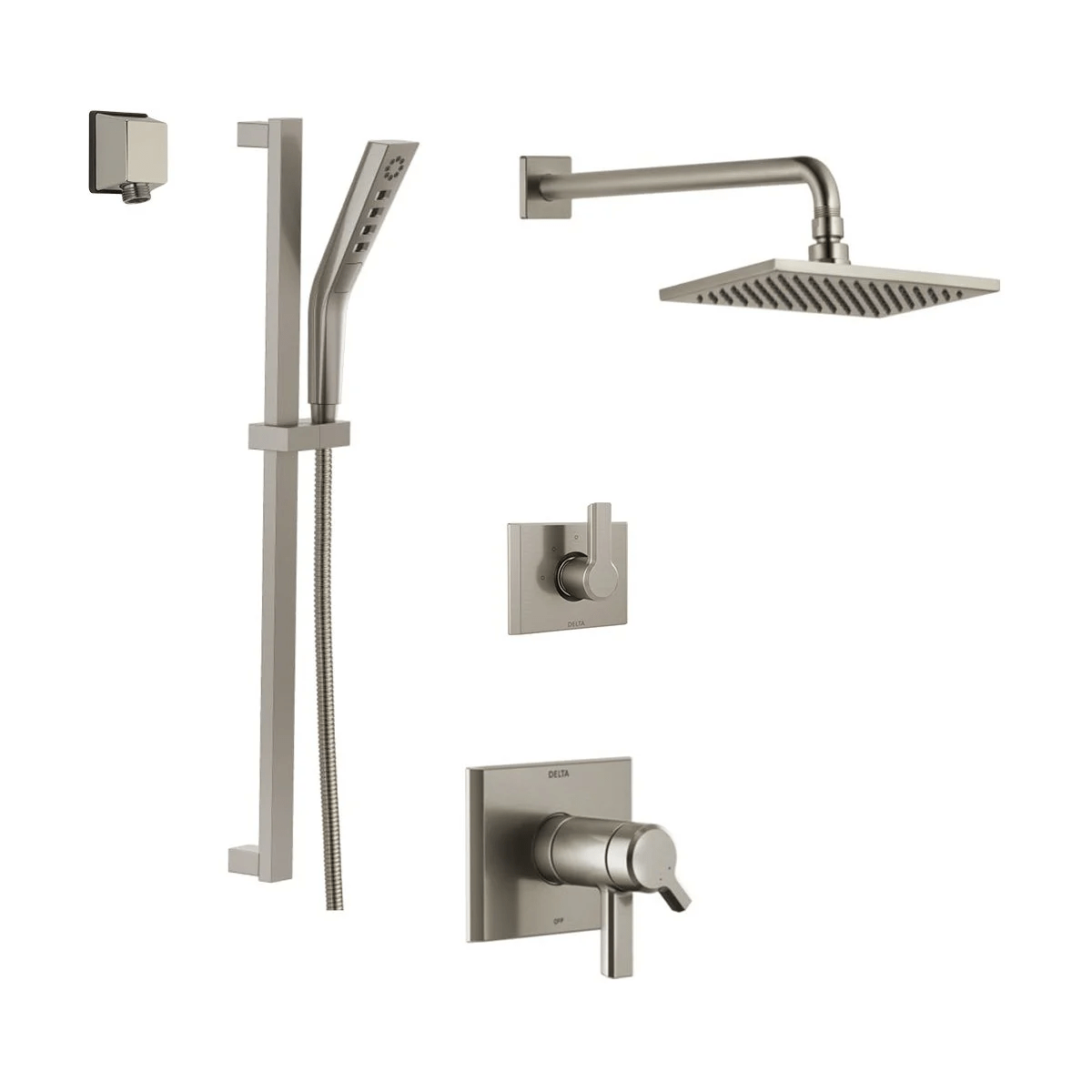 Delta Dss Pivotal 17t01 Ss Brilliance Stainless Pivotal