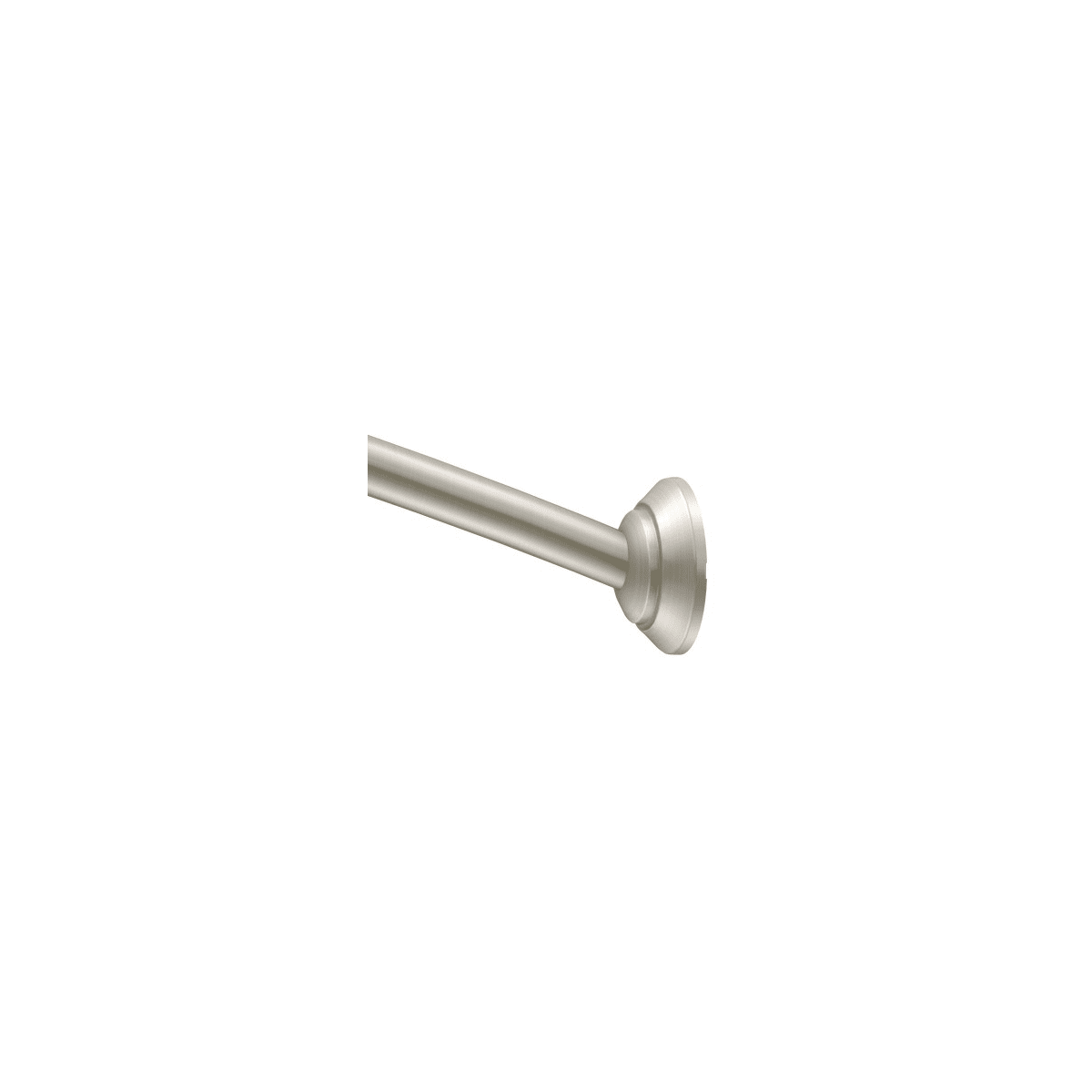 60 72 curved shower curtain rod