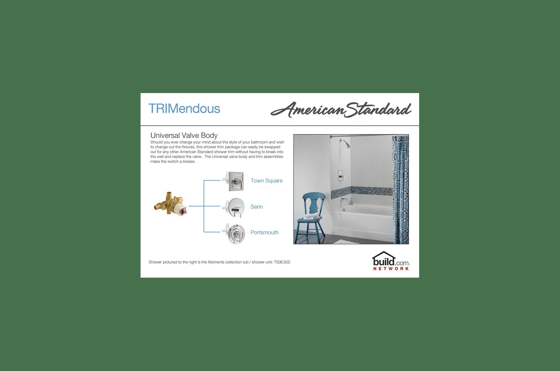 American Standard T675 502