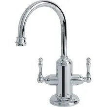 prep faucet double handle from the loki