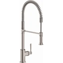 hansgrohe axor kitchen faucets at