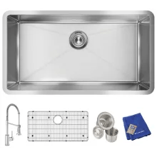 kitchen sink and faucet combos at