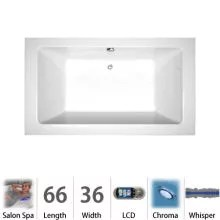 Whirlpool And Air Bathtubs At